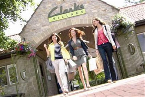 Clarks Village at Somerset