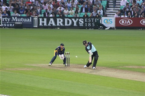 Cricket at the Kia Oval with Tour & Afternoon Tea