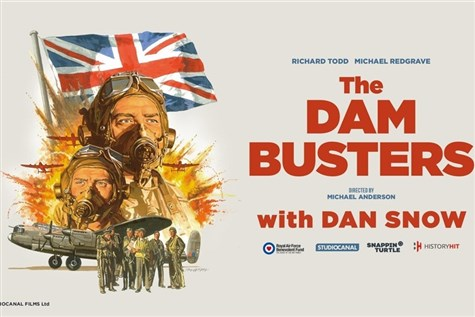 Dam Busters with Dan Snow 2018