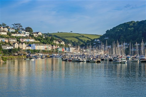 A Day Trip to Dartmouth with Johnsons Coaches