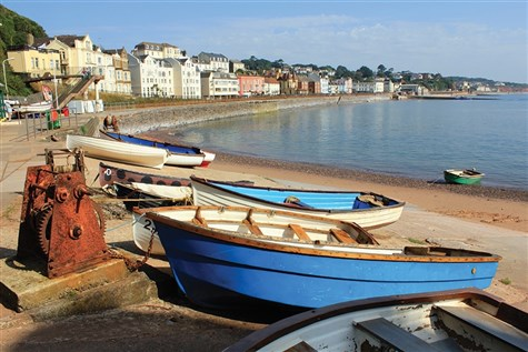 Teignmouth or Dawlish Express Excursion