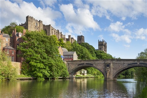 A 5 Day Escorted Coach Holiday to Durham with Johnsons Coaches staying at the Hardwick Hall Hotel