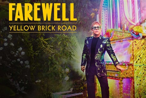 Elton John's Farewell to Yellow Brick Road