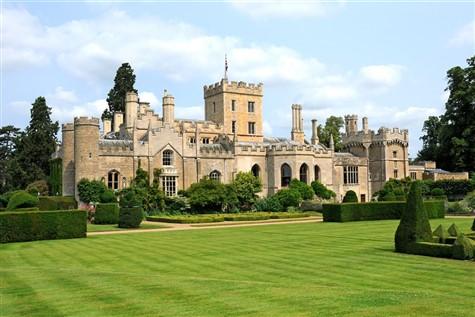 Elton Hall & Peterborough, Cambridgeshire