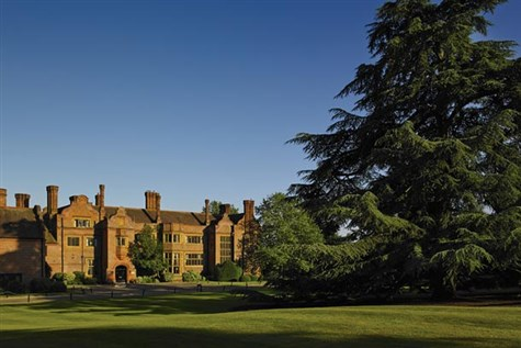 Gems of Hertfordshire at 4* Marriott Hanbury Manor