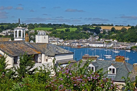 Falmouth & The Cornish Riviera