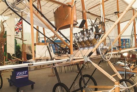 Farnborough Air Sciences Trust Museum