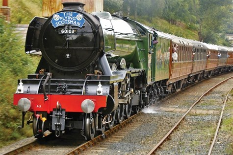 West Somerset - Flying Scotsman