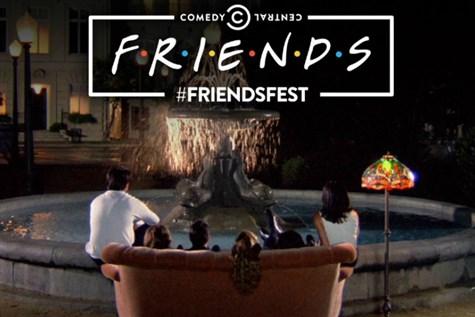 Friendsfest in Bristol