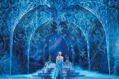 A Day Excursion to see Frozen the Musical with Johnsons Coaches