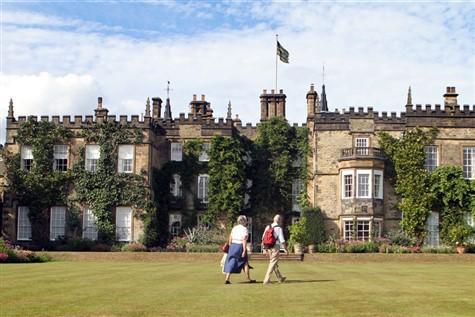 Renishaw Hall & Gardens, Derbyshire