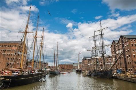 Tall Ships, Gloucester