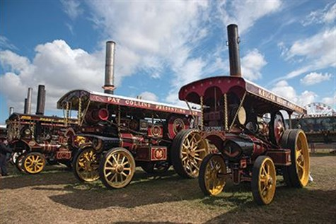 The Great Dorset Steam Fair