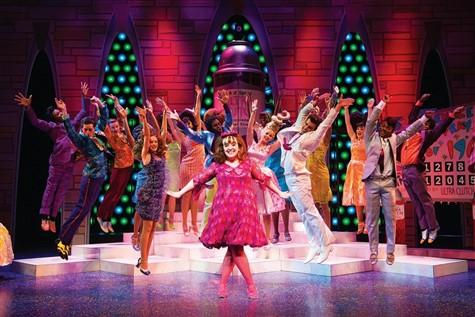Hairspray at the Aylesbury Waterside Theatre