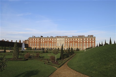 Hampton Court - Florimania, Surrey