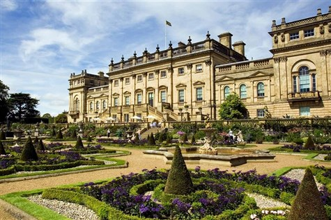 Harewood House With A Victorian Tour