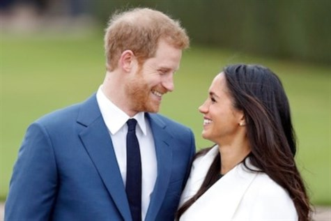 Windsor Royal Wedding - Prince Harry & Meghan
