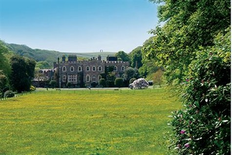 Luxury Easter in North Devon at the Imperial Hotel