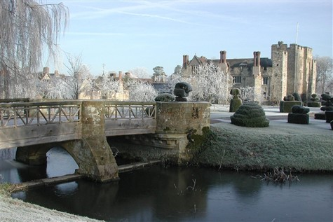 Snowdrops at Hever Castle & Leeds Castle