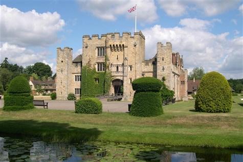 Kent Castles in the 'Garden of England'