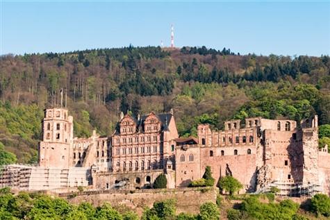 Romantic Heidelberg & The National Garden Show