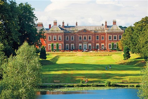 Warners - Holme Lacy, near Hereford