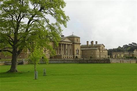 Treasured Houses of Norfolk at Easter