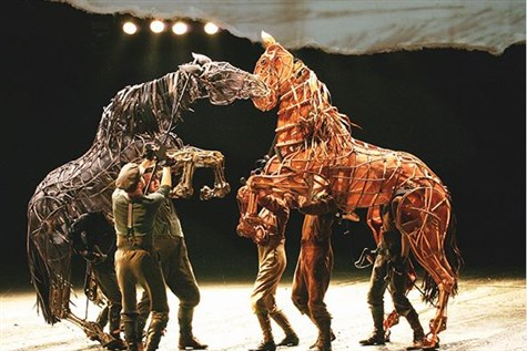 War Horse at Theatre Royal, Nottingham
