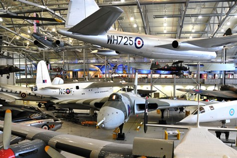 Concorde, Castles & Code Breakers 2021