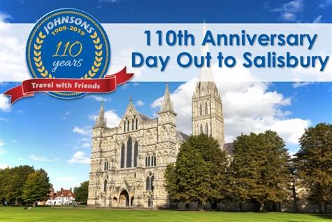 110 Year Anniversary Celebrations - Alc/Strat