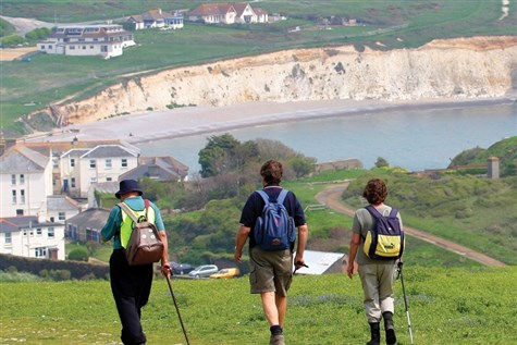 Active Traveller - Freshwater Bay, Isle of Wight