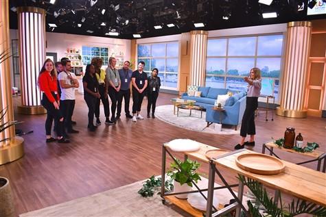 ITV Daytime Studio Tour