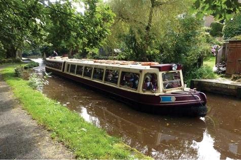 Judith Mary Canal Boat