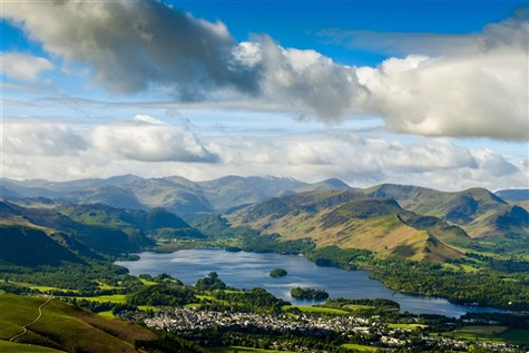 Keswick & The Lake District