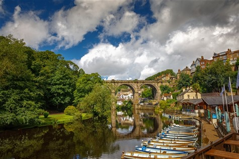A 5 Day Escorted Coach Holiday to Harrogate & the Yorkshire Dales with Johnsons Coaches