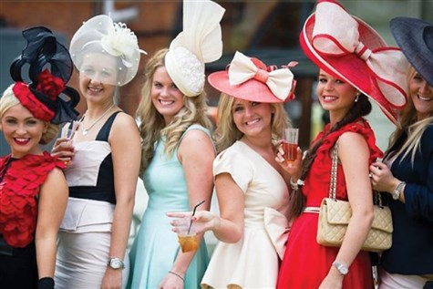 Royal Ascot Ladies Day - Queen Annes Enclosure