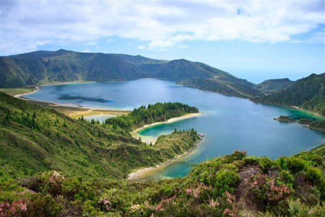 Islands of the Azores & Cities of Portugal