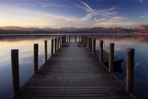Lake District, Bowness-on-Windermere