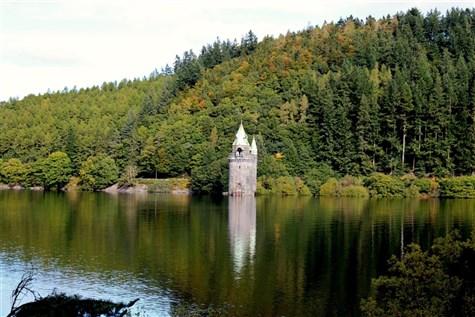 Lake Vyrnwy RSPB & Cream Tea