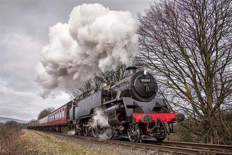 Autumn Steam Gala at the East Lancashire Railway