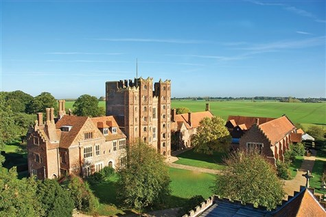 Christmas Carol at Layer Marney Tower, Colchester