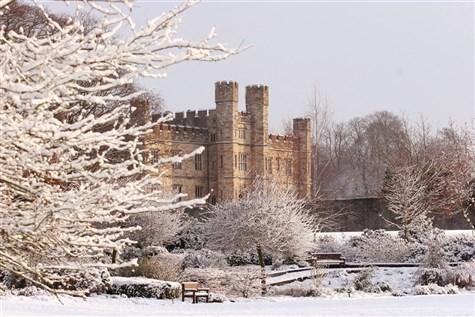Leeds Castle & Christmas Market