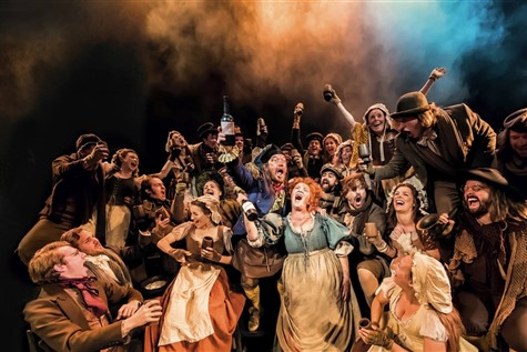 Les Miserables at the Milton Keynes Theatre