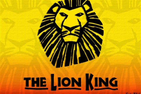 The Lion King at The Lyceum Theatre, London