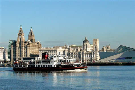 Liverpool & Mersey Boat Trip