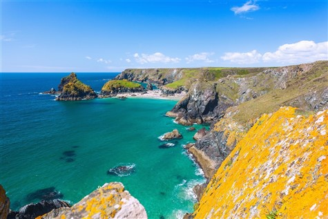Escorted Coach Holiday to Mullion Cove & the Lizard Peninsula with Johnsons Coaches