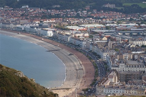 Llandudno & the Great Little Trains of Snowdonia