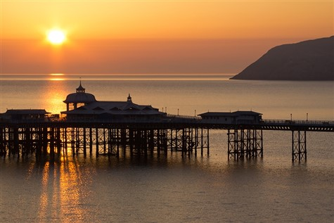 Llandudno & Great Little Trains of Snowdonia