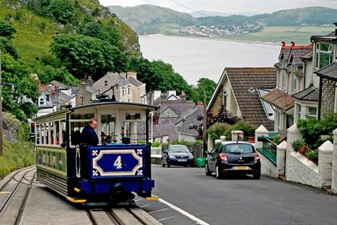 Llandudno & Great Little Trains of Snowdonia