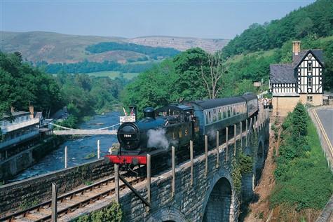 Llangollen Steam Railway